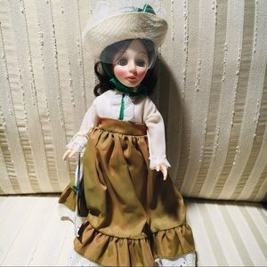 """Effanbee Grande Dame Collection doll 12"""""""